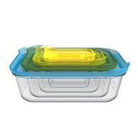 "JosephJoseph, Glasschalen-Set ""NEST"""