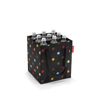 Reisenthel Bottlebag 9er dots schwarz