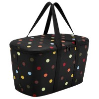 Reisenthel Coolerbag dots schwarz