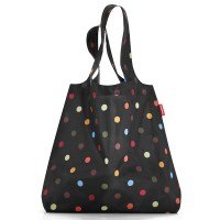 Reisenthel Mini Maxi Shopper dots schwarz