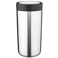 Stelton Icons To Go Click Isolierbecher edelstahl